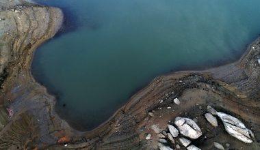 """Yağışlar Trakya'daki barajlara """"can suyu"""" oldu"""