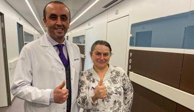 20 yıllık şeker hastası, gastrik bypass ameliyatıyla sağlığına kavuştu