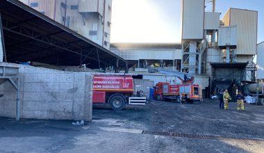 Balıkesir'de bir fabrikada kazanın patlaması sonucu 6 işçi yaralandı