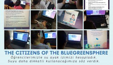 eTwinning projesiyle Yunan, Romanyalı ve Türk öğrenciler bir araya geldi