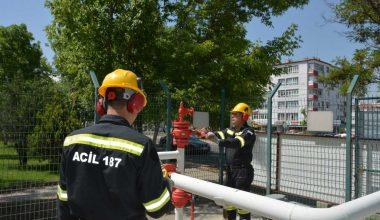 Güvenli doğal gaz kullanımı konusunda abonelerini bilgilendirdi