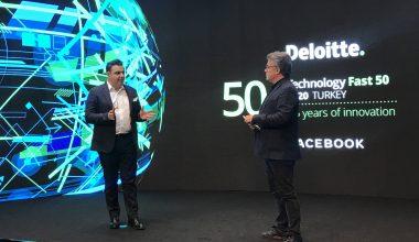Deloitte Teknoloji Fast 50 Türkiye Programı'nın kazananları açıklandı