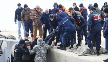 Enez açıklarında kaybolan balıkçının cansız bedeni bulundu!