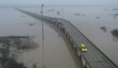 """Ergene Nehri'ndeki alarm seviyesi """"turuncu""""ya yükseltildi"""