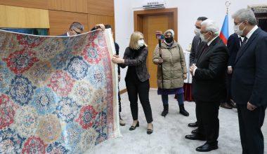 Hırvatistan İstanbul Başkonsolosu İvana Zerec Sakarya'da temaslarda bulundu:
