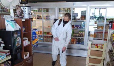 İpsala'da dezenfekte çalışmaları…