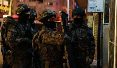 İstanbul'da terör örgütü PKK'ya yönelik operasyon!