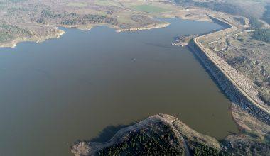 Karın erimesi ve sağanaklar Trakya'daki barajların su seviyesini artırdı