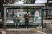 Kırklareli'nde kar etkisini sürdürüyor