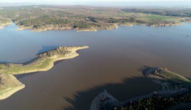 Kuruma noktasına gelen barajlar son yağışlarla doldu
