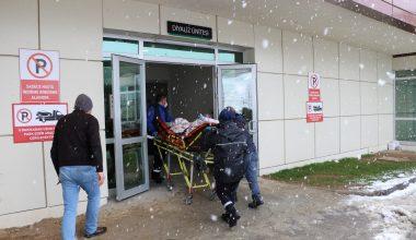 Hastalar belediyenin ulaşım hizmetiyle hastaneye götürülüyor