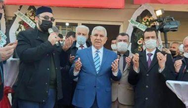 MHP Esetçe Belde Başkanlığı törenle açıldı