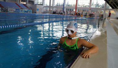 Milli sporcuların hedefi su altından rekorla çıkmak