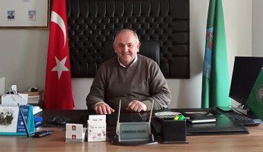 Ziraat Odası Başkanlığına Erdoğan Yıldız seçildi
