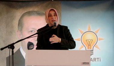 AK Parti Grup Başkanvekili Zengin AK Parti Edirne Kadın Kolları Kongresine katıldı