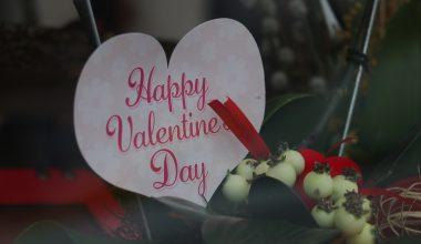 Çiçekçilerin Sevgililer Günü mesaisi