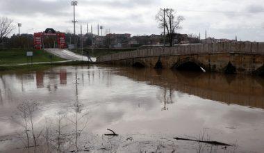Tunca Nehri için yeniden alarm verildi!