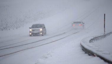 Edirne'de yüz yüze eğitime kar engeli!