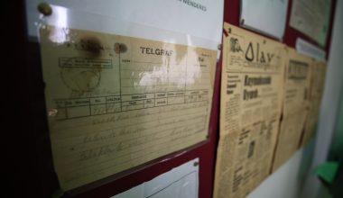 Adnan Menderes'in açtığı Şeker Fabrikasında anılar müzede yaşatılıyor