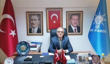 AK Parti Erdek İlçe Başkanı Kudret Yangal vefat etti