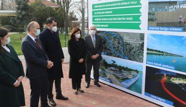 Edirne'nin atık suları arıtılarak Meriç Nehri'ndeki kirliliğe son verilecek