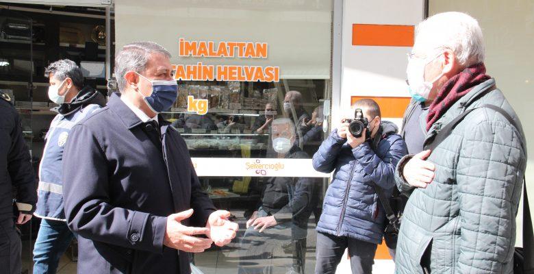 Bursa ve çevre illerde salgınla mücadeleye yönelik dinamik denetim faaliyetleri başladı