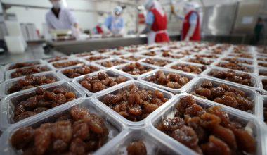 Kestane şekeri üreticileri satışlarını e-ticaretle artıracak