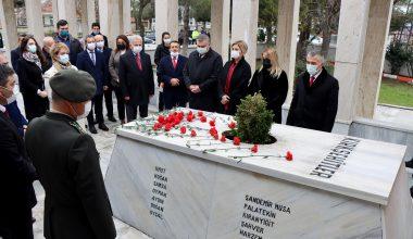 Kırklareli'nde 18 Mart töreni