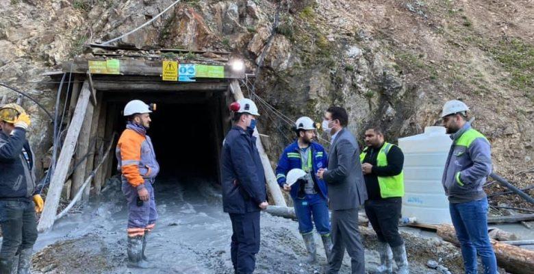 Maden ocağında göcük!