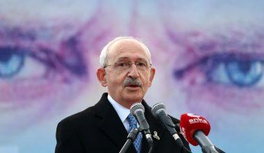 Kılıçdaroğlu Bolayır köyünde vatandaşlara hitap etti