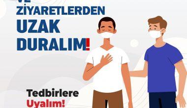 """""""Çok yüksek riskli"""" Sakarya'da Vali Kaldırım'dan hafta sonu evlerde kalma çağrısı"""