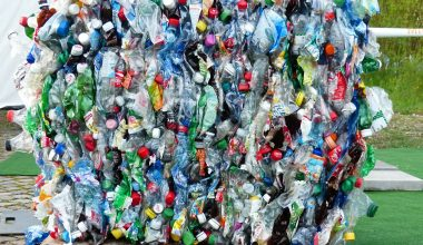 """""""Covid-19 plastik atık miktarının hızla artmasına neden oldu"""""""