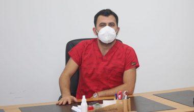 Başhekim Öztürk, kanserin erken teşhisi için düzenli tarama önerisinde bulundu