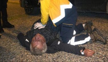 Direksiyon başında kalp krizi geçiren sürücü hayatını kaybetti