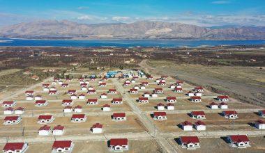 """Dorçe Prefabrik, çelik sistemlerle """"afet sonrası yerleşim alanları"""" kuruyor"""
