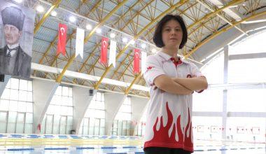 Down sendromlu milli yüzücü Fatma, Avrupa şampiyonluğu hedefliyor