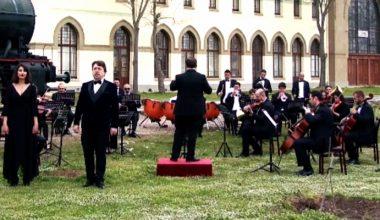 Balkan Senfoni Orkestrasından özel konser
