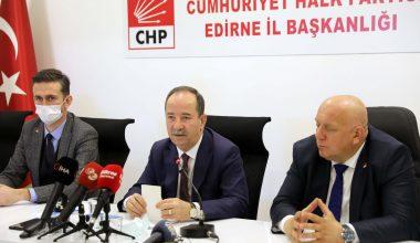 """Başkan Gürkan, """"Şantaj ve Darp"""" iddialarına yanıt verdi"""