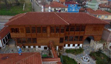 Edirne'de kent ve sosyal yaşam kültürünün anlatıldığı Müze gelecek ay açılacak