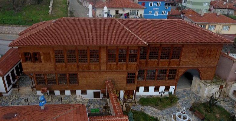 Edirne kent ve sosyal yaşam kültürünün anlatıldığı Necmi İğe Etnografya Müzesi gelecek ay açılacak