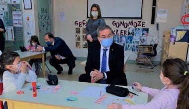 Edirne Milli Eğitim Müdürü Arpacı okulları ziyaret etti
