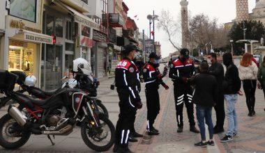 Edirne'de kısıtlamanın uygulanmadığı ilk Cumartesi Kovid-19 tedbirleri denetimi artırıldı