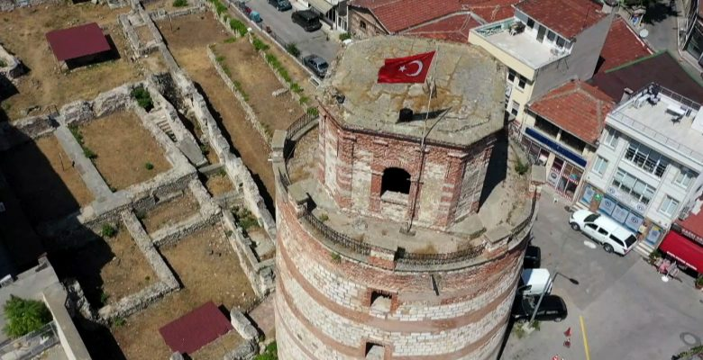 Edirne'deki Makedon Kulesi müze ve ören yeri olacak