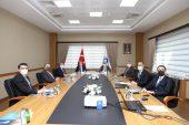 Üniversiteler Birliği toplantısı Kırklareli'nde yapıldı