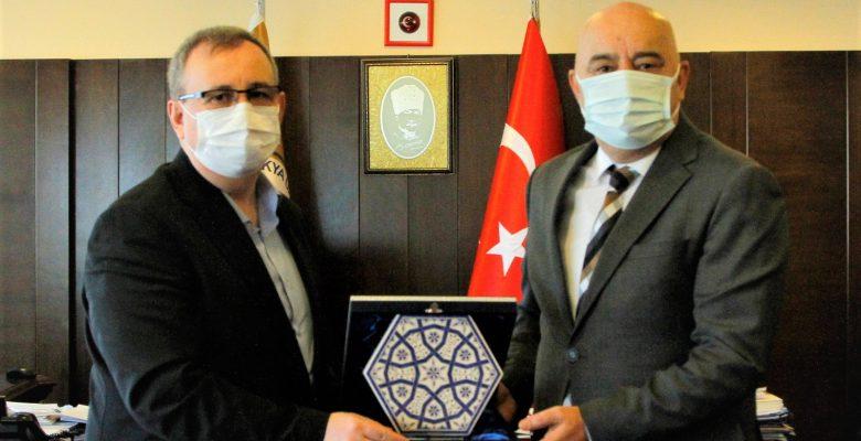 Büyükelçi Vural'dan Tabakoğlu'na veda ziyareti