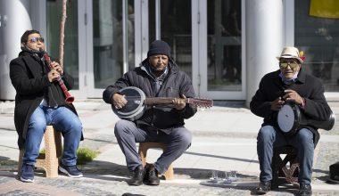 """Edirneli müzisyenler """"Kovidsiz günleri"""" bekliyor"""