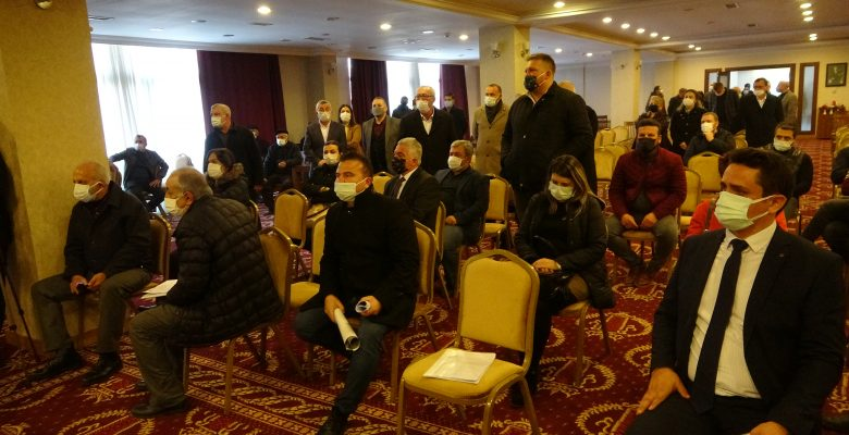 Ergene'de ÇED toplantısı tepkiler üzerine yapılamadı