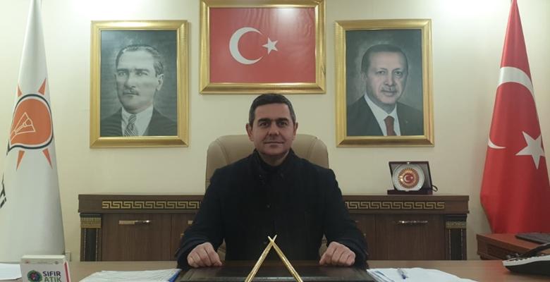 """Başkan Kılınç; """"Bu zor günleri birlikte atlatacağız"""""""