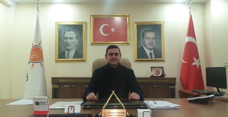 """Başkan Kılınç; """"İnsanlığın umudunu yeşerten kadınlarımızın, hakkı ödenmez"""""""