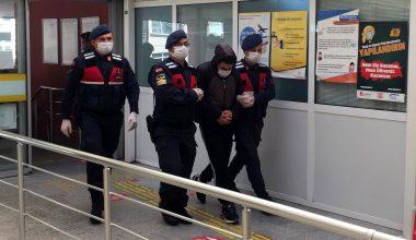 DEAŞ operasyonunda gözaltına alınan 5 şüpheli adliyede